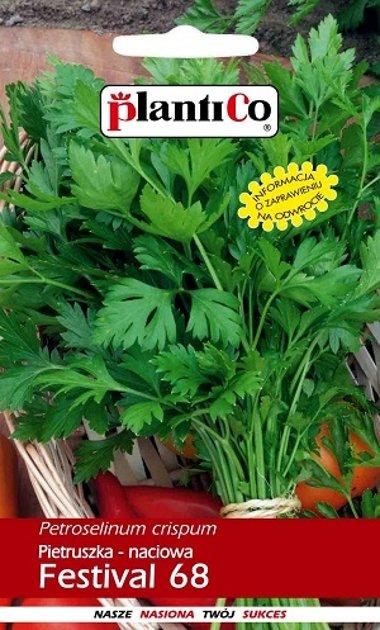 Lapu pētersīļi FESTIVAL 68 5 g PlantiCo
