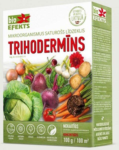 Trihodermīns 100 g/ 100 m2 1 gab Bioefekts