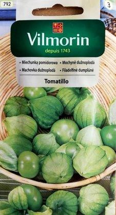 Fizālis dārzeņu TOMATILLO 500 mg Vilmorin