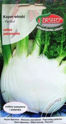 Dārzeņu jeb bumbuļu fenhelis Geant Mammouth 0.2 g Torseed