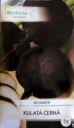 Melnais rutks Kulata Cerna 5 g Werbena art