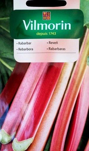 Rabarberi VICTORIA 500 mg Vilmorin