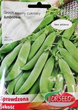 Zirņi saldie AMBROSIA 50 g Torseed