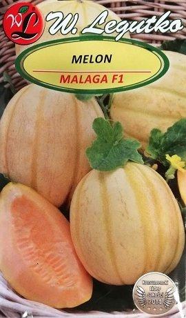 Melone Malaga F1 0,5 g W.Legutko