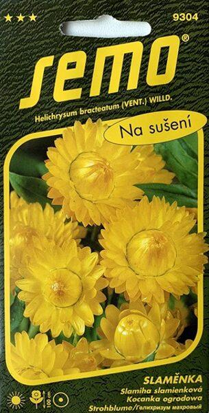 Seglapu salmenes dzeltenas 0.4 g Semo