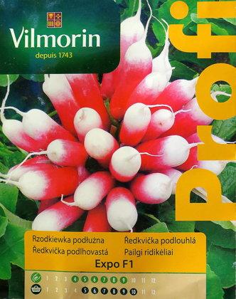 Redīsi EXPO F1 5 g Vilmorin
