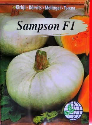Ķirbji SAMPSON F1 5 g Agrimatco