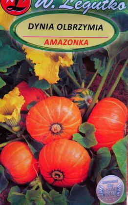 Ķirbji AMAZONKA 3 g  W.Legutko