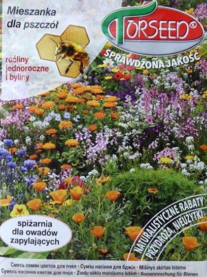 Ziedu sēklu maisījums bitēm 5 g Torseed