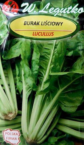 Lapu bietes (mangolds) LUCULLUS 5 g W.Legutko