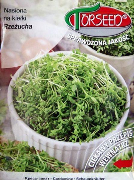Kreses sēklas diedzēšanai 30 g Torseed