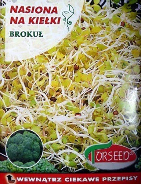 Brokoļa sēklas diedzēšanai 10 g Torseed
