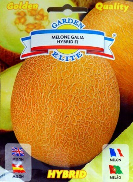 Melone GALIA F1  0.55 g Galassi Sementi