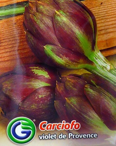 Artišoks Violet de Provence 2.5 g Galassi sementi