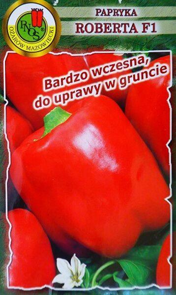 Paprika saldā Roberta F1 0.2 g PNOS