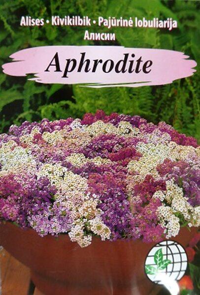 Jūrmalas lobulārija Aphrodite AMC 50 mg Agrimatco