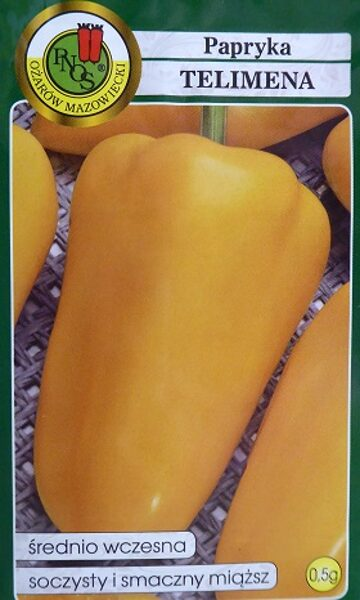 Paprika saldā Telimena 0.5 g PNOS
