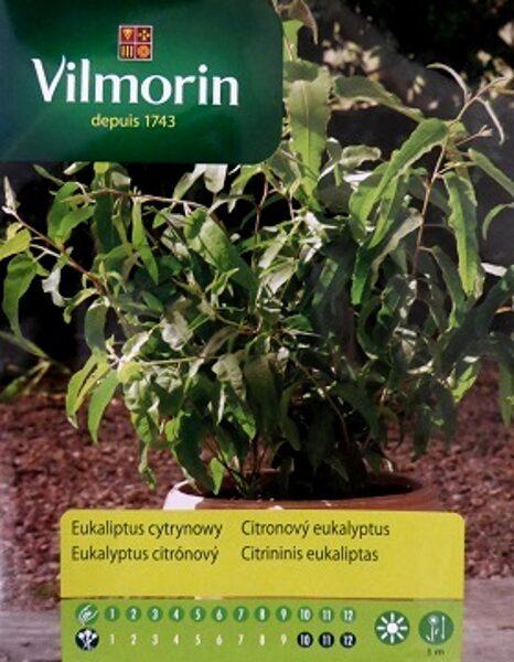Citrona eikalipts 200 mg Vilmorin