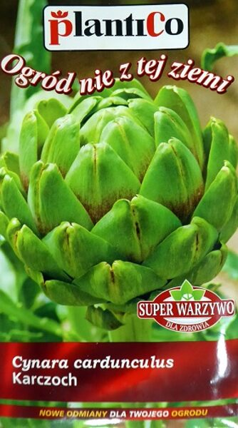 Artišoks Vert de provence 1 g PlantiCo