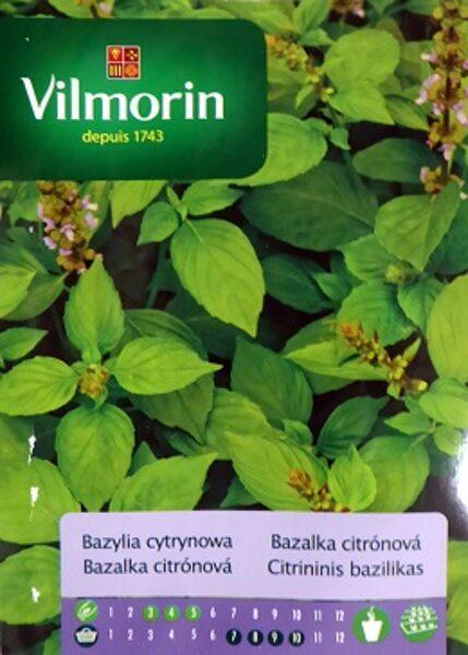 Baziliks Citrona 500 mg Vilmorin