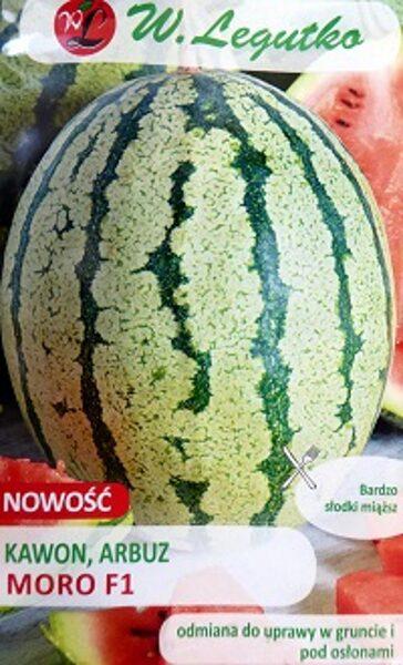 Arbūzi MORO F1 0.5 g W.Legutko