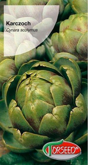 Artišoks Gros Vert de Laon 1 g Torseed