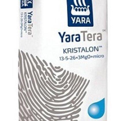 YaraTera Kristalon™ Baltais 1kg Produkts pieejams tikai tirdzniecībā  veikalā Centrāltirgū!