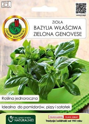 Baziliks GENOVESE 1 g PNOS