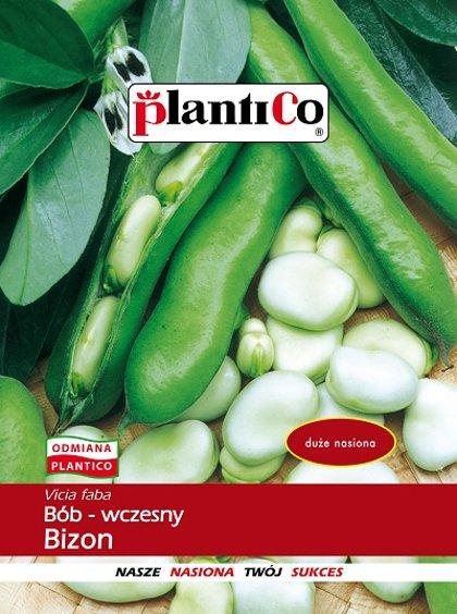 Pupas dārza BIZON 50 g PlantiCo
