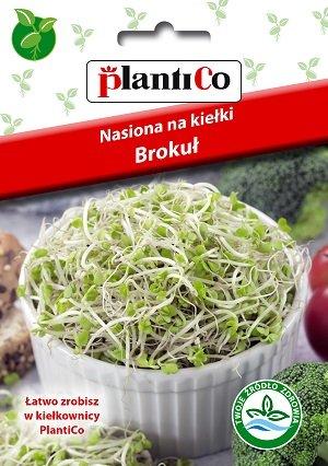 Brokoļa sēklas diedzēšanai 10 g PlantiCo