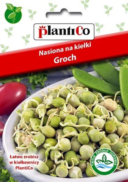 Cukurzirņi diedzēšanai 80 g PlantiCo