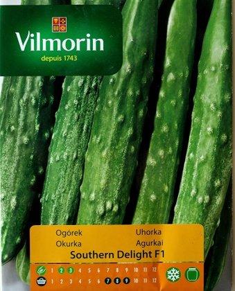 Gurķi Southern Delight F1 1 g Vilmorin