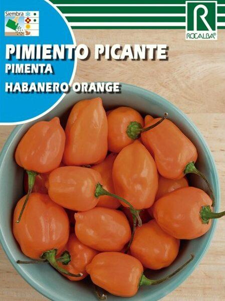 Paprika asā Habanero Orange 0.5 g ROCALBA