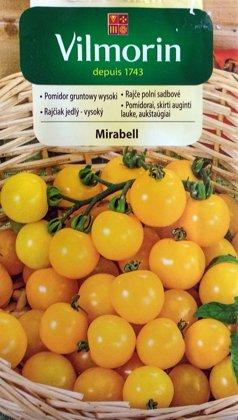 Tomāti Mirabell 500 mg Vilmorin