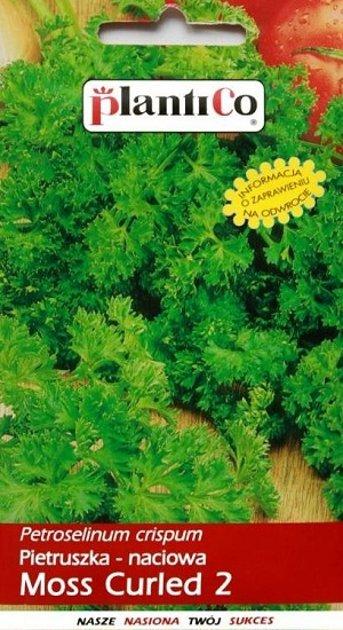 Lapu pētersīļi Moss Curled 2 5g PlantiCo