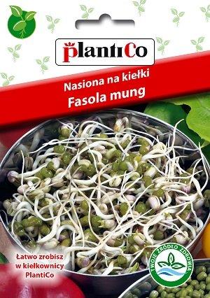 Mungas pupiņas diedzēšanai 40 g PlantiCo