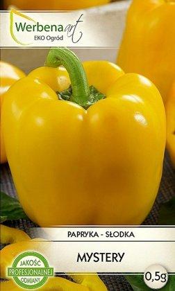 Paprika saldā MYSTERY 0.5 g Werbena Art