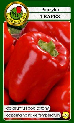 Paprika saldā TRAPEZ 0.5 g PNOS