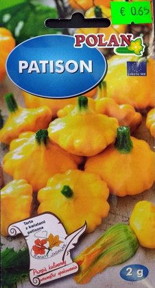 Patisoni Orange 2 g Polan
