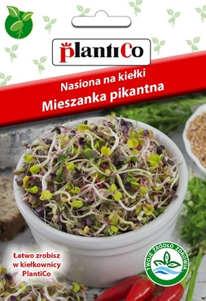 PIKANTAIS MAISĪJUMS sēklas diedzēšanai 30 g PlantiCo