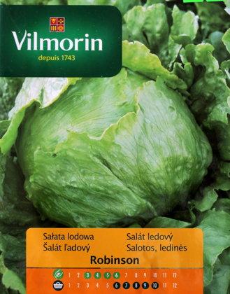 Salāti ledus ROBINSON 500 mg Vilmorin