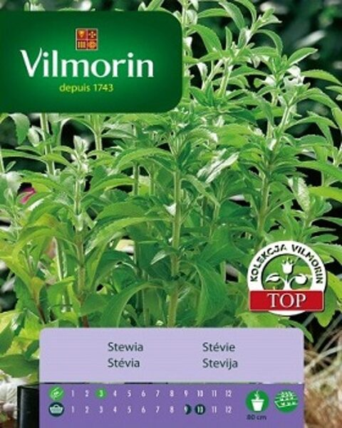 Stēvija 10 mg Vilmorin