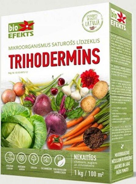 Trihodermīns 1 kg/ 100 m2 1 gab Bioefekts