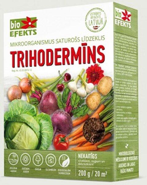 Trihodermīns 200 g/ 20 m2 Bioefekts